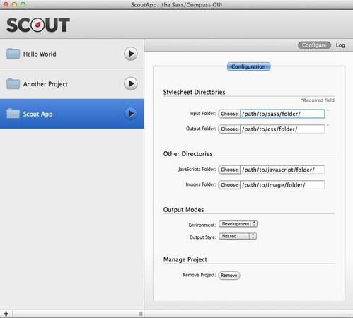 Scout Open Source Gui App For Compass And Sass For Window